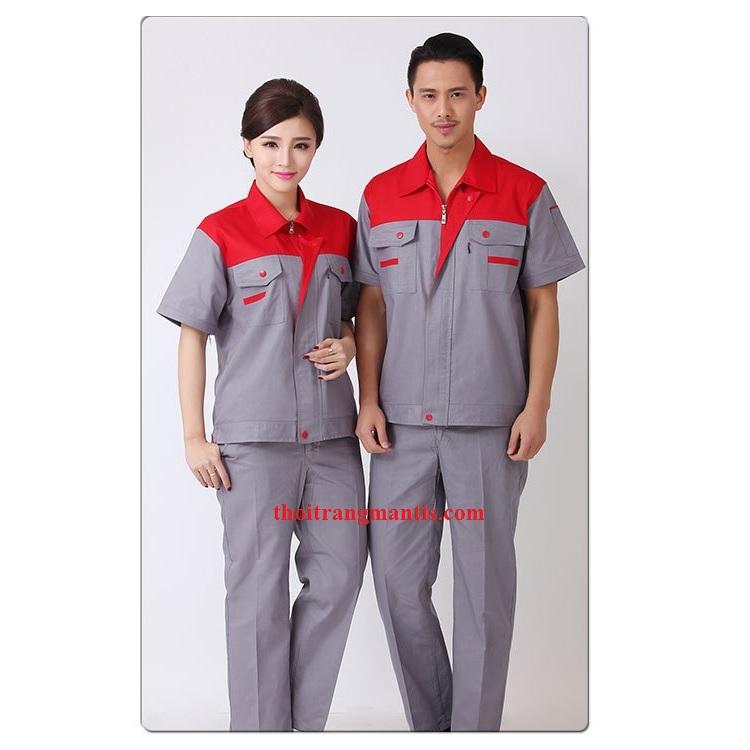 Đồng phục bảo hộ kỹ thuật viên 2017-01050