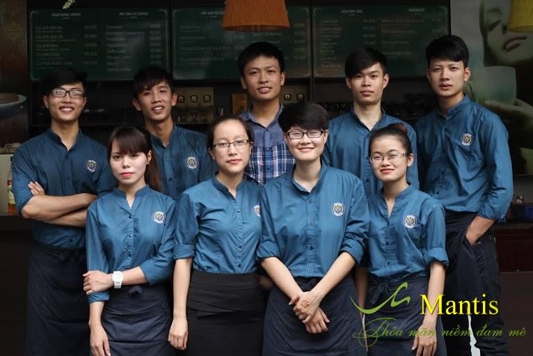 Địa chỉ đặt may quần áo đồng phục uy tín tại Hà Nội