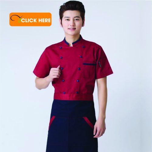 Đồng phục đầu bếp 101