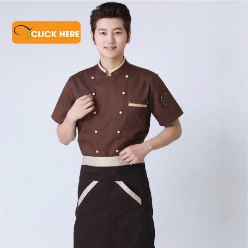 Đồng phục đầu bếp 111