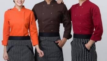 Cách chọn vải phù hợp để may áo bếp
