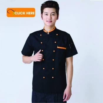Đồng phục đầu bếp 12
