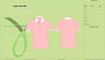 Dịch vụ thiết kế áo đôi, áo nhóm, áo lớp