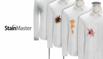 Cách tẩy vết bẩn trên quần áo