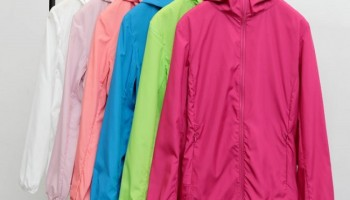 Các loại áo khoác phổ biến nhất tại Việt Nam.