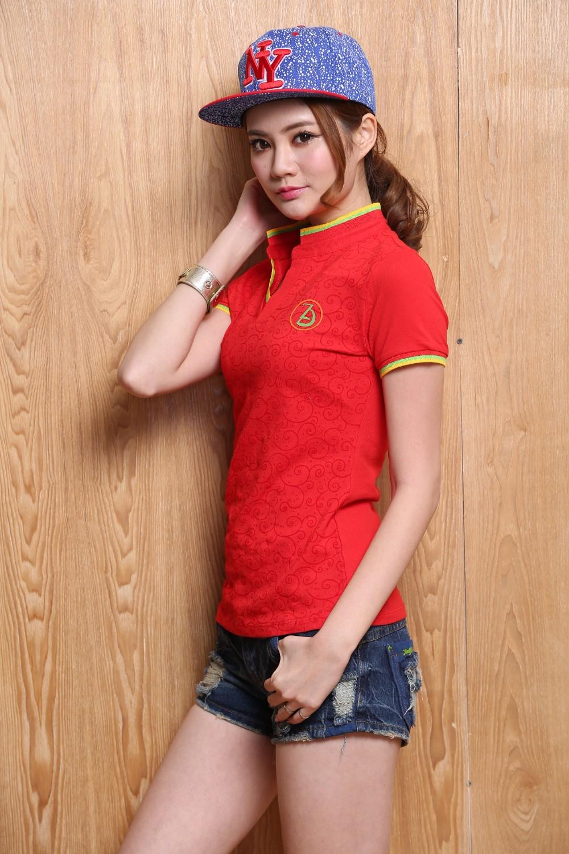 đồng phục áo phông nữ 5 - Đồng phục Mantis