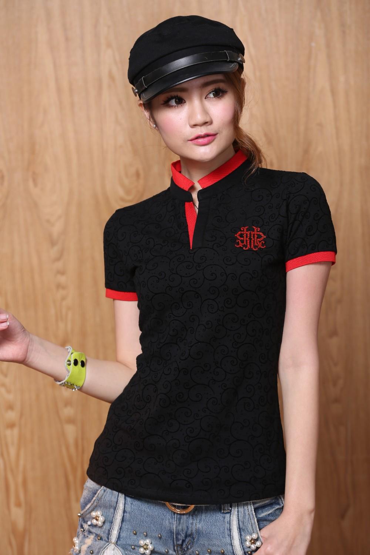 đồng phục áo phông nữ 6 - Đồng phục Mantis
