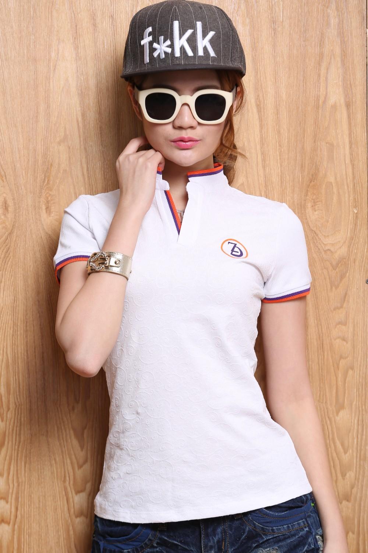 đồng phục áo phông nữ 12 - Đồng phục Mantis