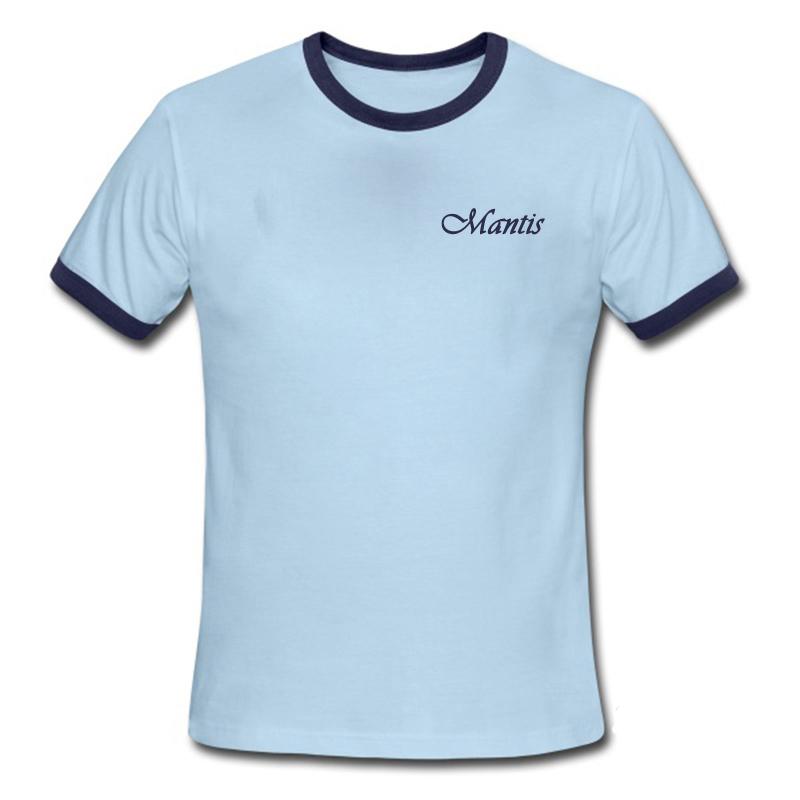 Mẫu đồng phục áo phông cổ tròn 6 - Đồng phục Mantis