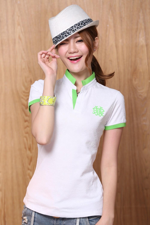 đồng phục áo phông nữ 7 - Đồng phục Mantis