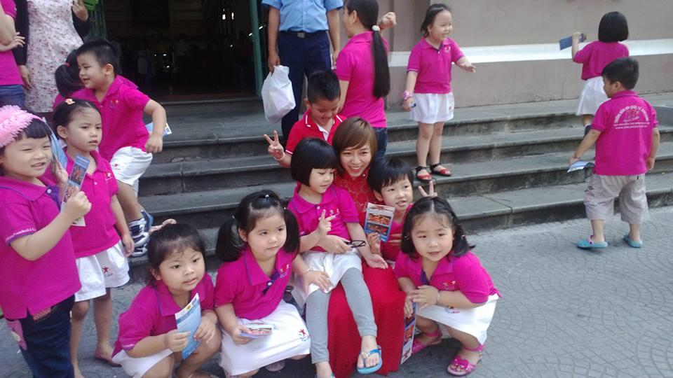 Đồng phục mầm non tại Hà Nội
