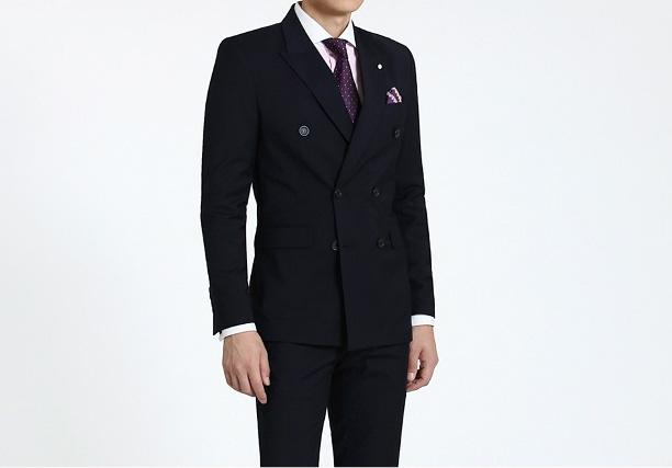 áo vest nam 2 hàng cúc 3