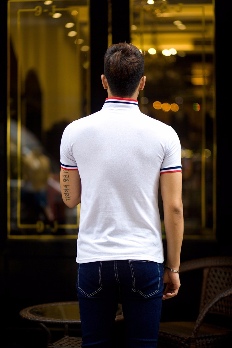 may đồng phục áo phông 8 - Đồng phục Mantis