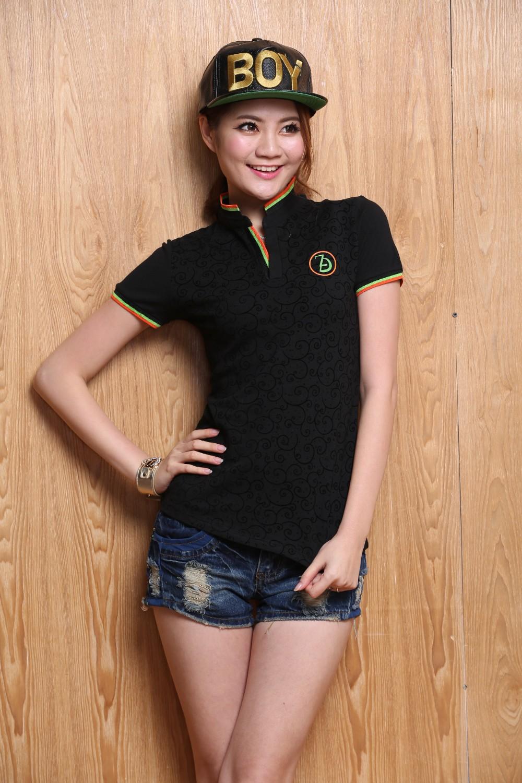 đồng phục áo phông nữ 10 - Đồng phục Mantis