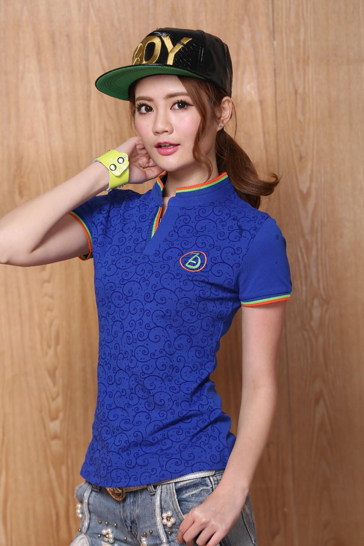 đồng phục áo phông nữ 1- Đồng phục Mantis