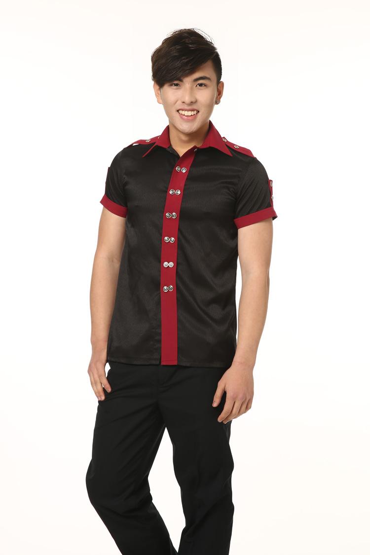 Thiết kế đồng phục lễ tân nam đẹp của Mantis