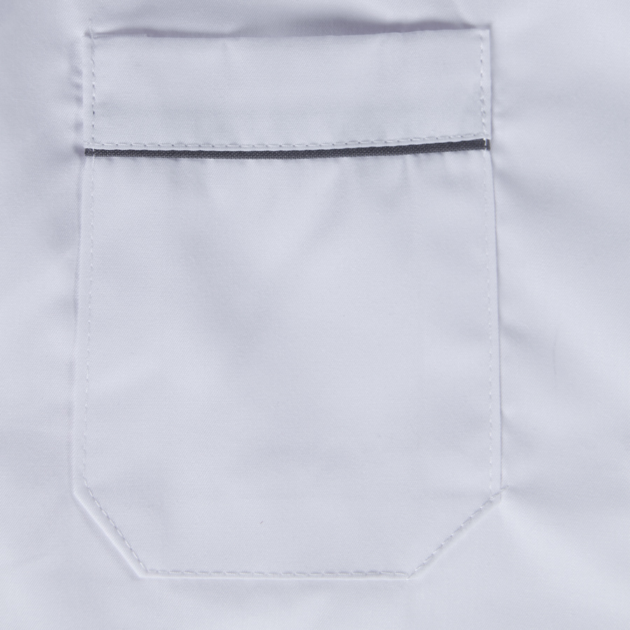 Mặt sau của túi áo bếp