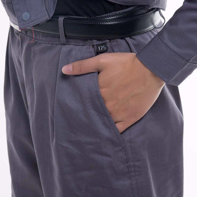 Hình ảnh chi tiết túi, cạp của sản phẩm bảo hộ lao động 13.
