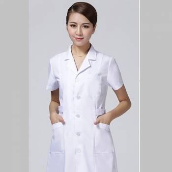 Đồng phục bác sĩ nữ hè