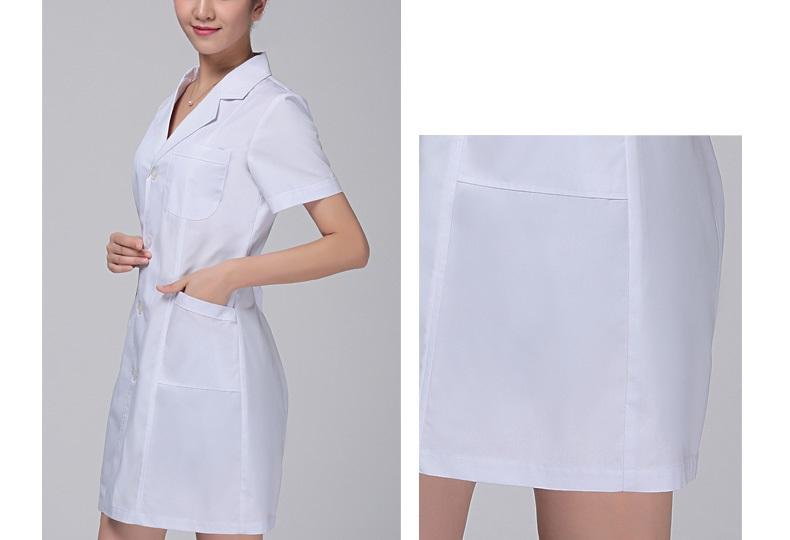 Đồng phục bác sĩ nữ mùa hè - Hình ảnh 4