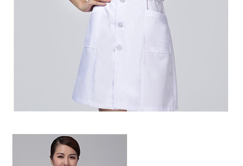 Đồng phục bác sĩ nữ mùa hè - Hình ảnh 5