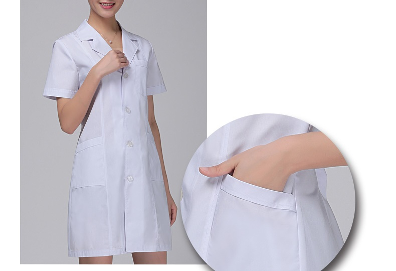 Đồng phục bác sĩ nữ mùa hè - Hình ảnh 6