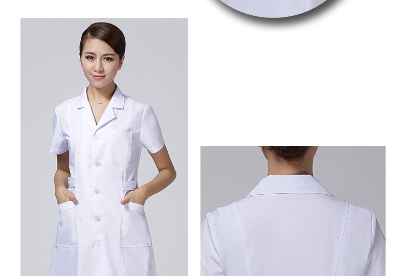 Đồng phục bác sĩ nữ mùa hè - Hình ảnh 7