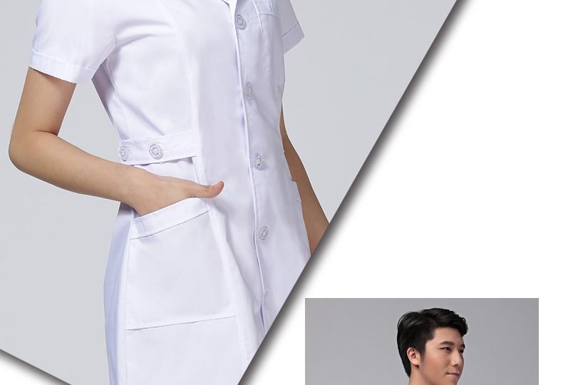 Đồng phục bác sĩ nữ mùa hè - Hình ảnh 8