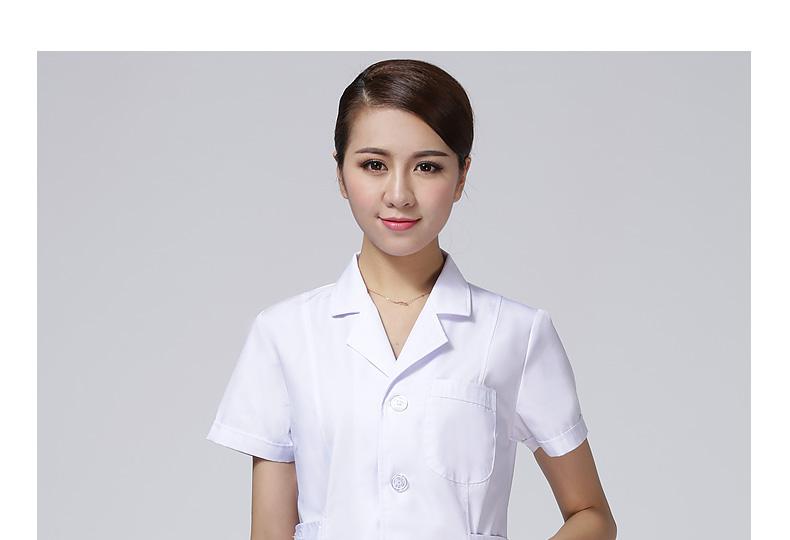 Đồng phục bác sĩ nữ mùa hè - Hình ảnh 9
