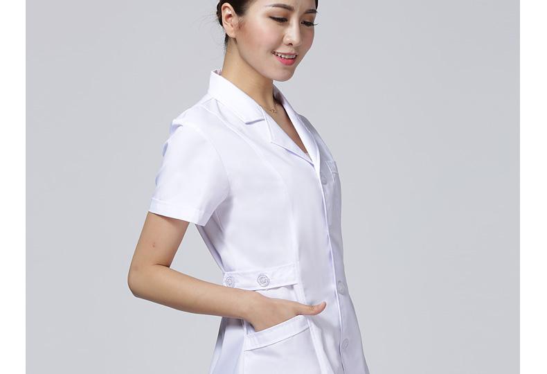 Đồng phục bác sĩ nữ mùa hè - Hình ảnh 10