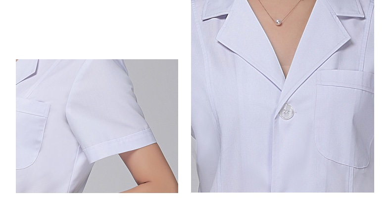 Đồng phục bác sĩ nữ mùa hè - Hình ảnh 2