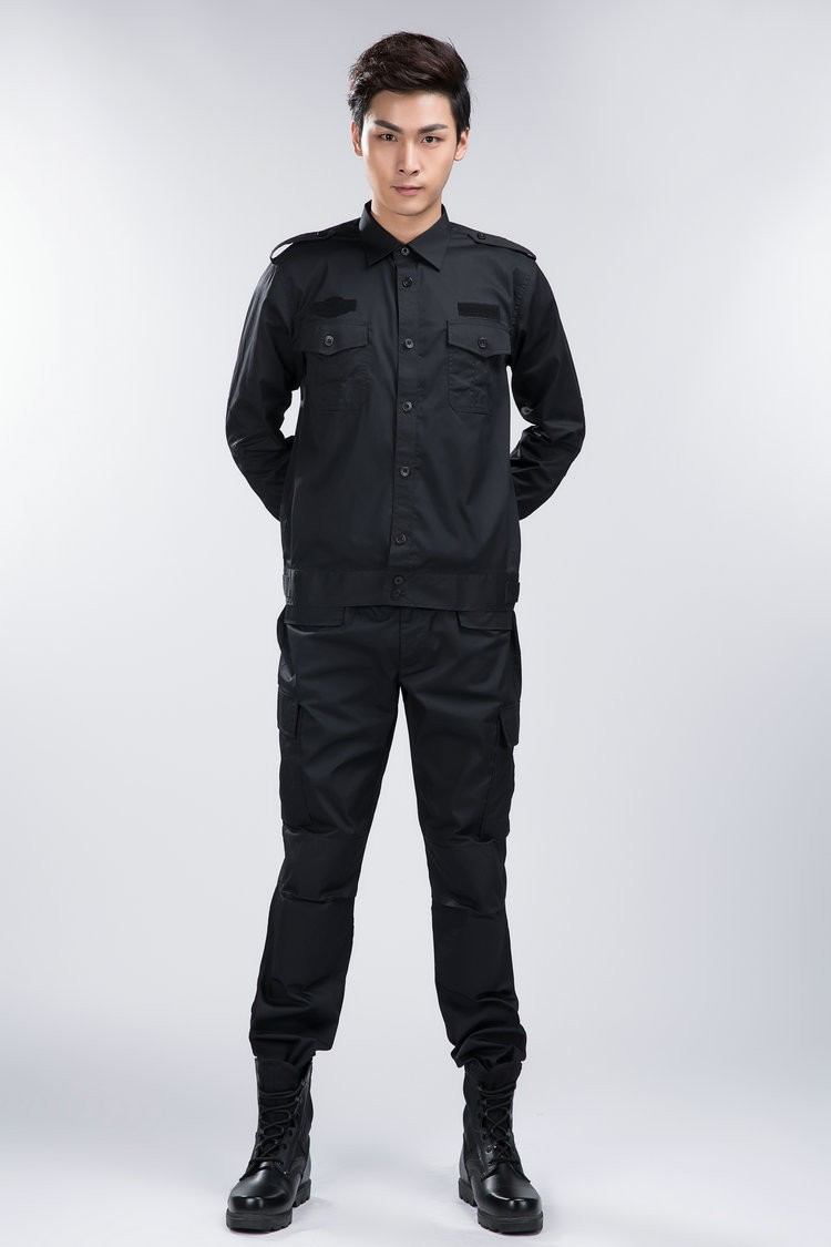 Mẫu đồng phục bảo vệ tại Hà Nội