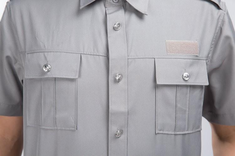 Áo đồng phục bảo vệ bán sẵn