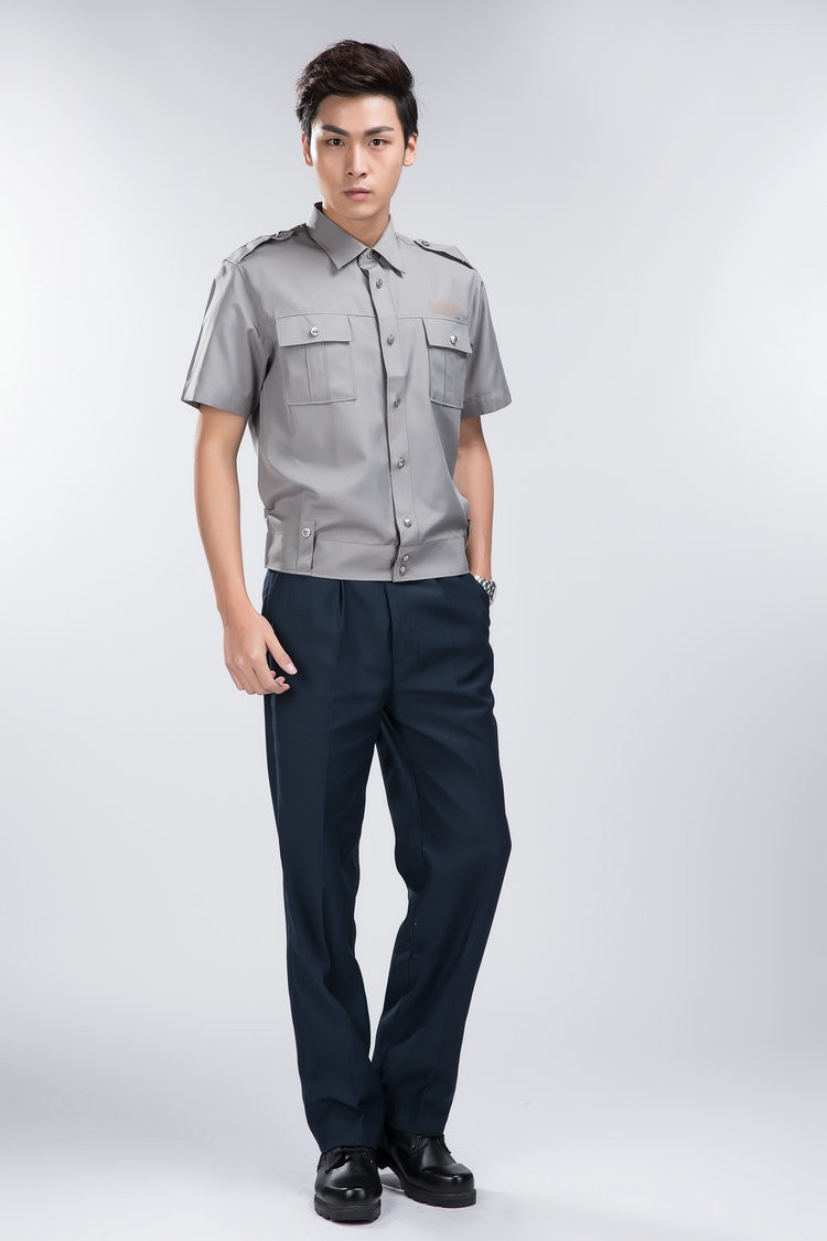 Đồng phục bảo vệ bán sẵn cao cấp