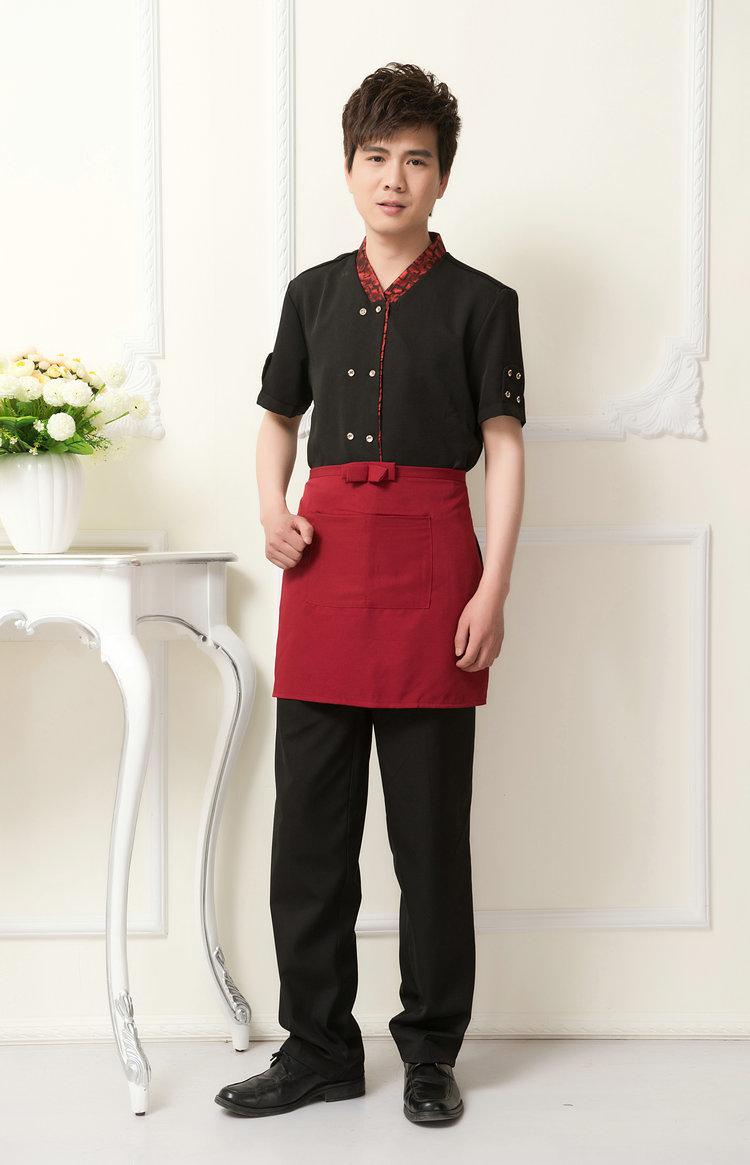 Thiết kế đồng phục cho nhân viên nhà hàng khách sạn