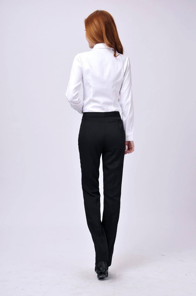Mẫu sơ mi nữ 7 trắng cho bạn phong cách cá tính và rất thời trang3
