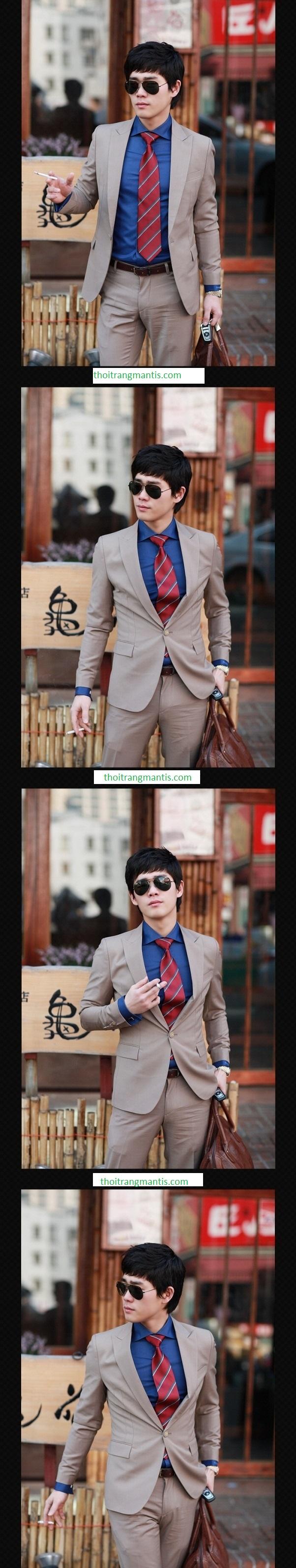 đồng phục áo vest nam đẹp