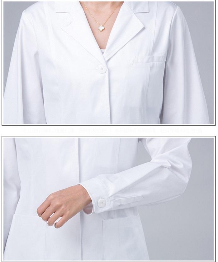 Áo đồng phục bác sĩ nữ - Hình ảnh 1