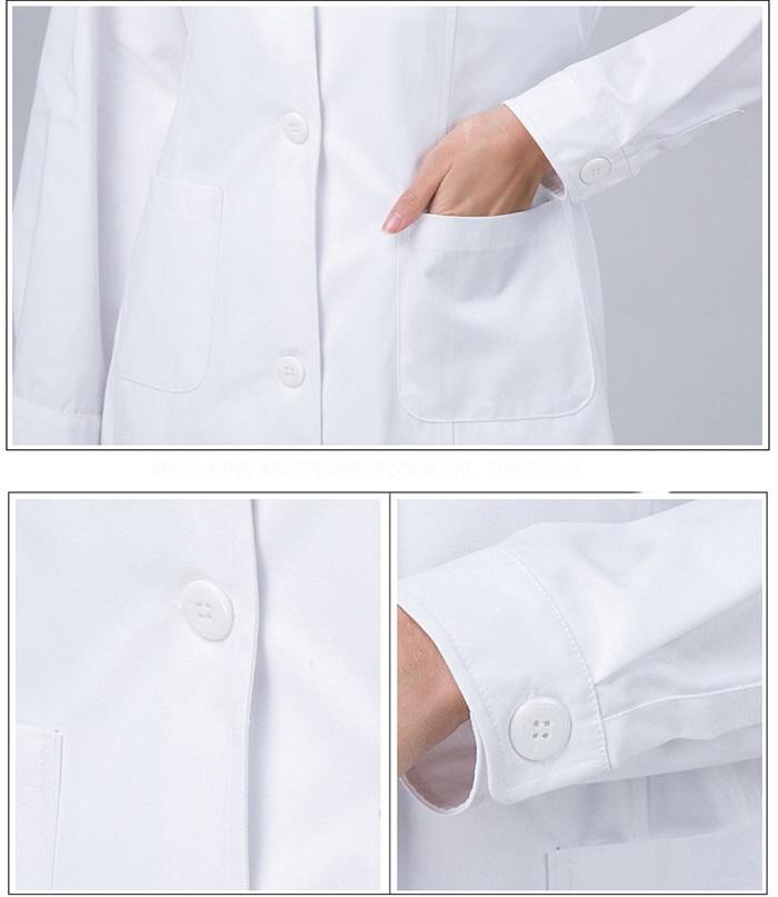 Áo đồng phục bác sĩ nữ - Hình ảnh 2