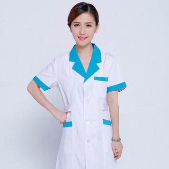 Đồng phục áo điều dưỡng nữ mùa hè