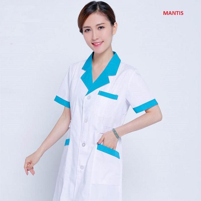 Mẫu áo điều dưỡng nữ
