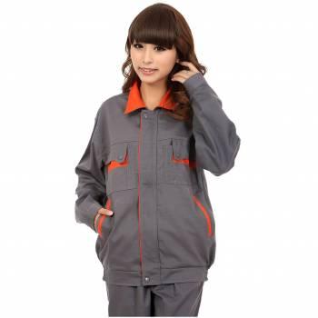 Quần áo bảo hộ lao động thu đông cho công nhân nam, nữ