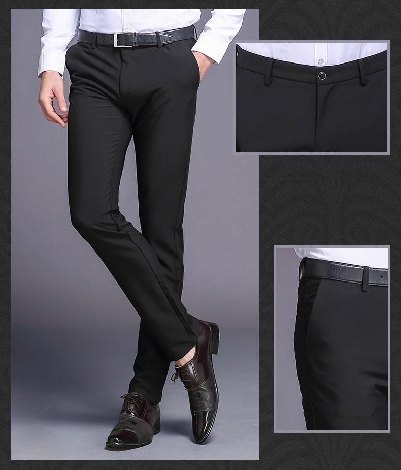 Cụm chi tiết mẫu đồng phục quần nam 08
