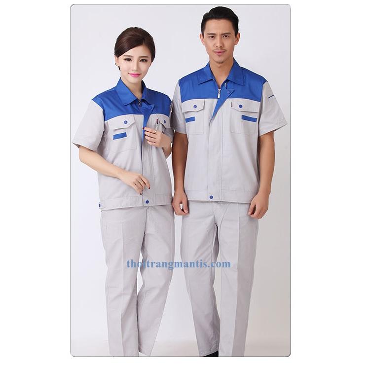 Quần áo đồng phục kỹ sư 08