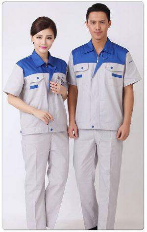 Đồng phục công nhân giá rẻ tại Hà Nội