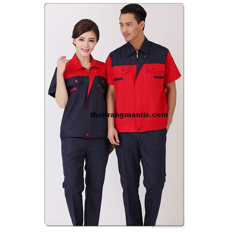 Đồng phục kỹ sư 05