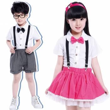 Đồng phục áo sơ mi tiểu học