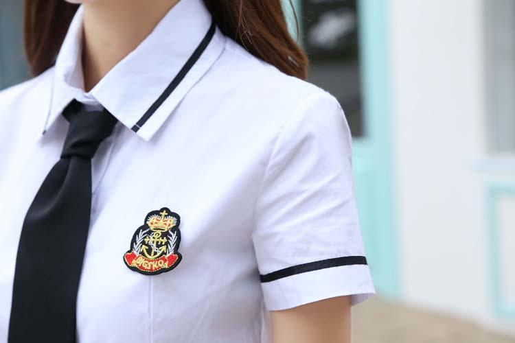 Đồng phục học sinh cấp 3 đẹp, giá rẻ tại Mantis