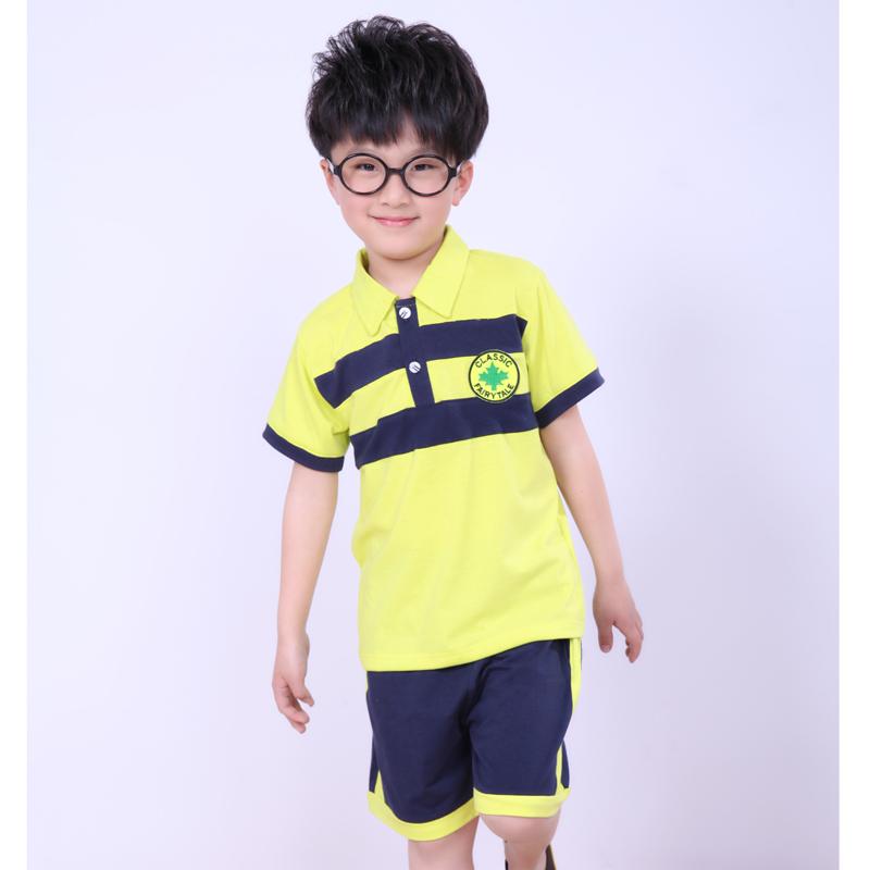Mẫu quần áo đồng phục học sinh cấp 1 tại Hà Nội - Mantis