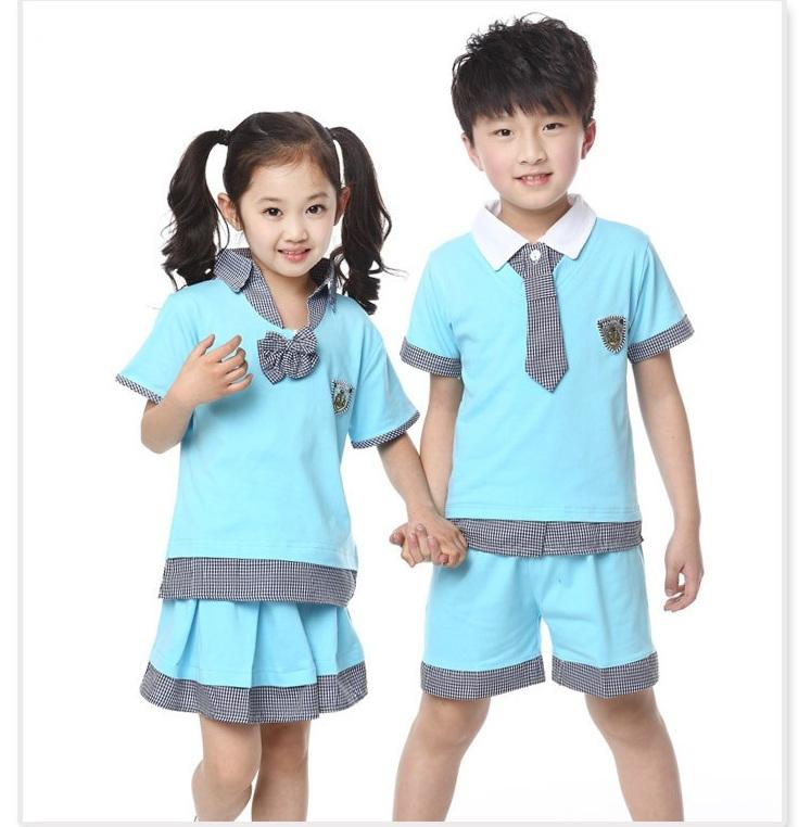 Đồng phục học sinh tiểu học đẹp